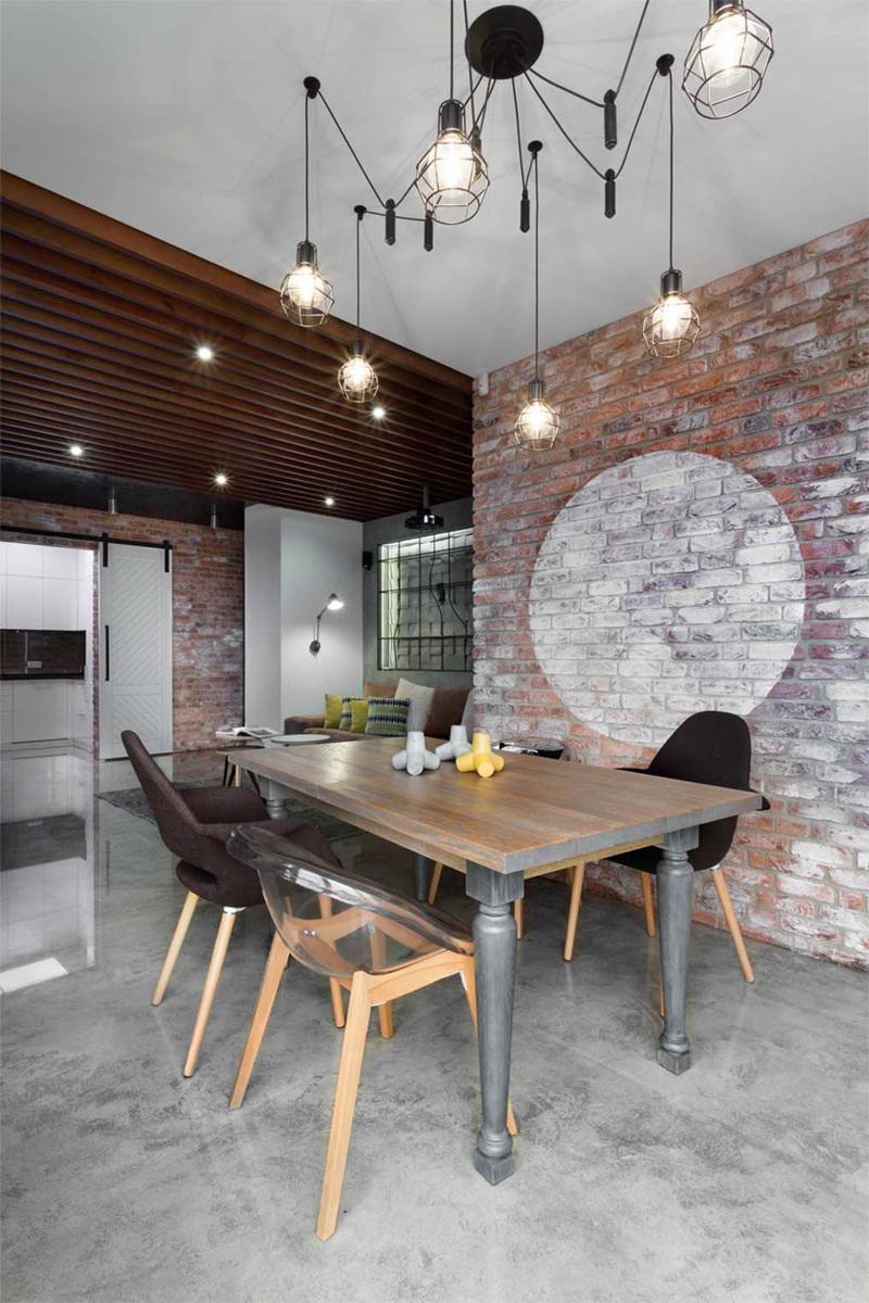 Martin Architects (Украина). Квартира с нишами