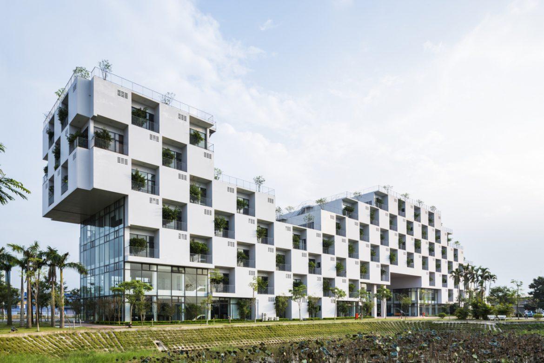 VTN Architects (Вьетнам). Зеленый университет
