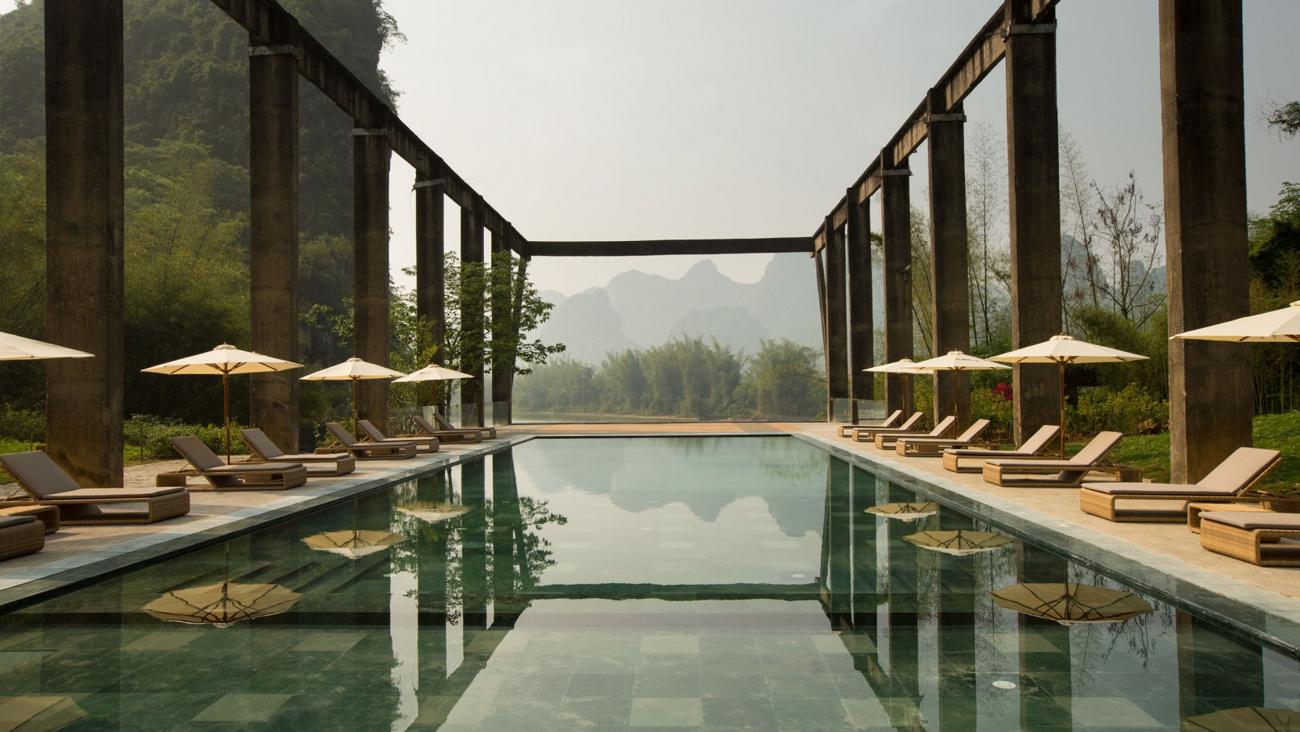 Vector Architects (Китай). Отель на месте сахарного завода