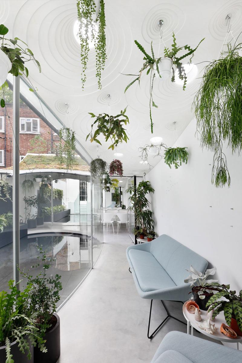 Tonkin Liu (Великобритания). Дом архитекторов