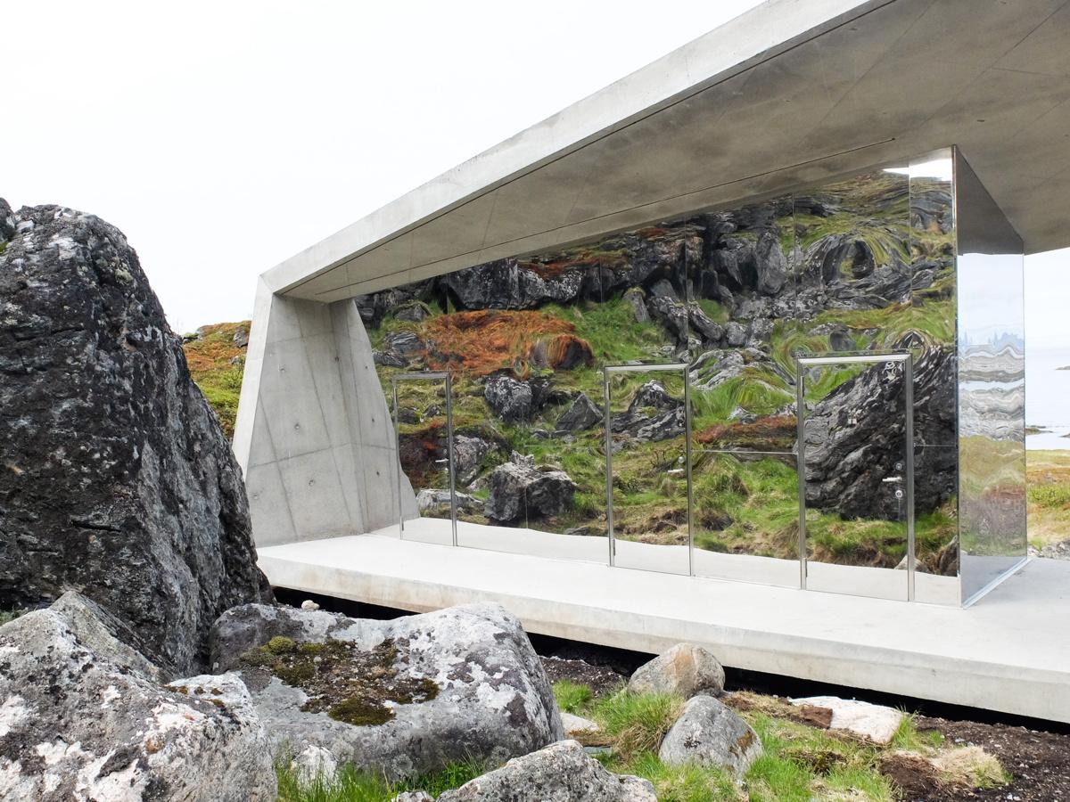 Morfeus Arkitekter (Норвегия). Площадка для отдыха